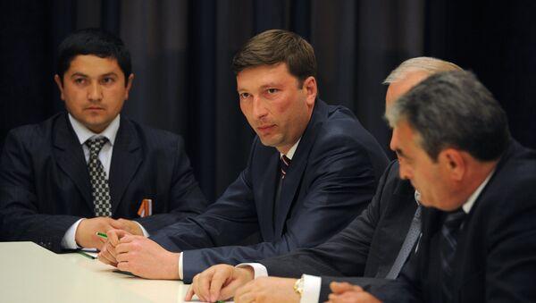 Глава госкомитета правительства Крыма по делам межнациональных отношений и депортированных граждан Заур Смирнов. Архивное фото