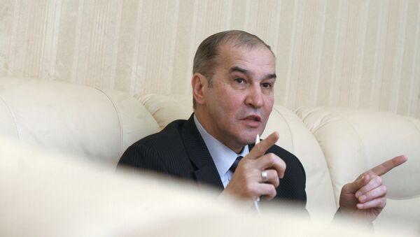 Первый вице-президент Национального объединения изыскателей и проектировщиков (НОПРИЗ) Анвар Шамузафаров