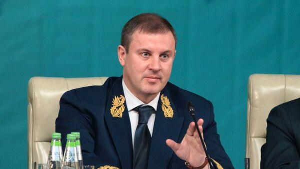 глава Рослесхоза Иван Валентик. Архивное фото