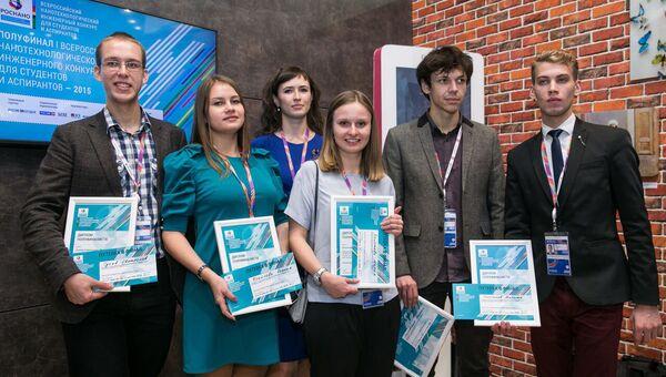 Финалисты нанотехнологического инженерного конкурса