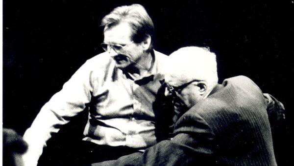 Георгий Свиридов. Архивное фото