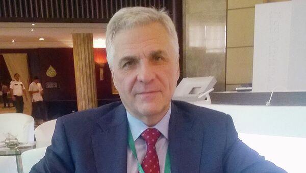 Посол РФ в Йемене Владимир Дедушкин