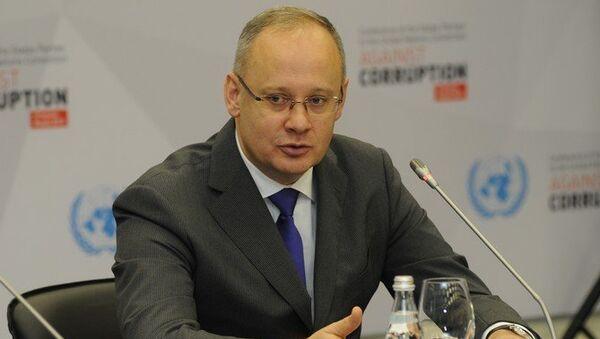 Заместитель председателя оргкомитета Антон Кобяков