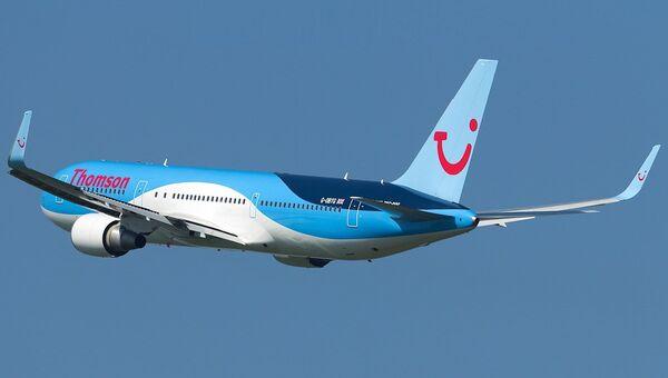 Thomson Airways. Архивное фото