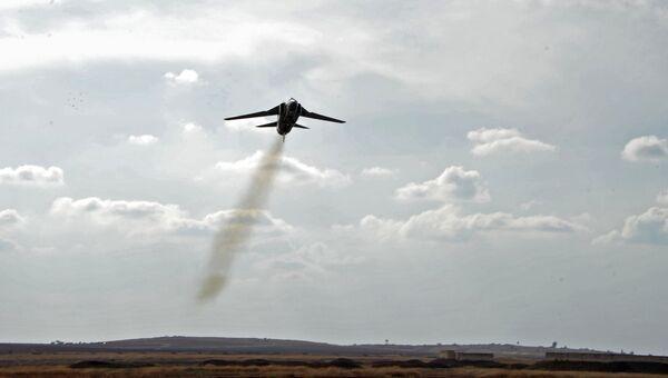 Самолет МиГ-23 сирийских ВВС. Архивное фото