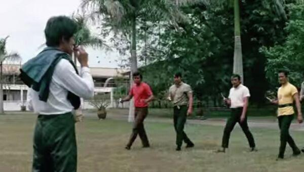 Кадр из фильма Большой босс, 1971 год