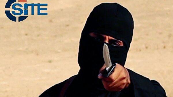 Один из палачей ИГ* Джихади Джон