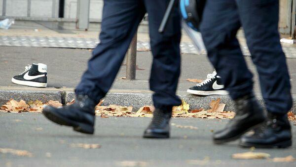 Ситуация в Париже после терактов