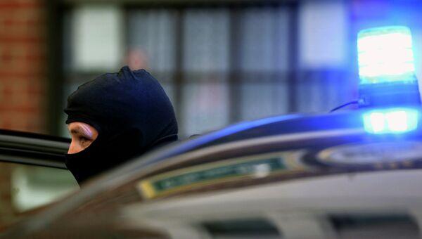 Немецкий полицейский
