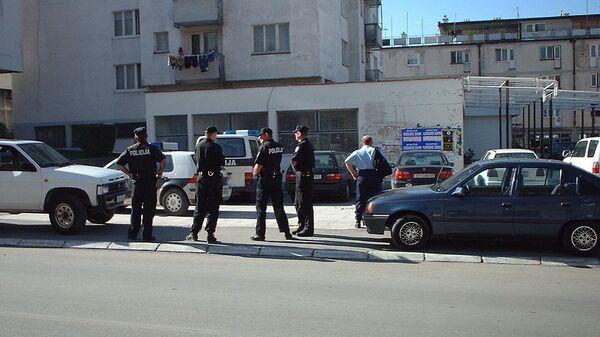 Полиция на улицах Боснии и Герцеговины
