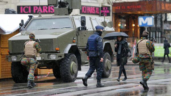 Меры безопасности усилены в Бельгии, 21 ноября 2015