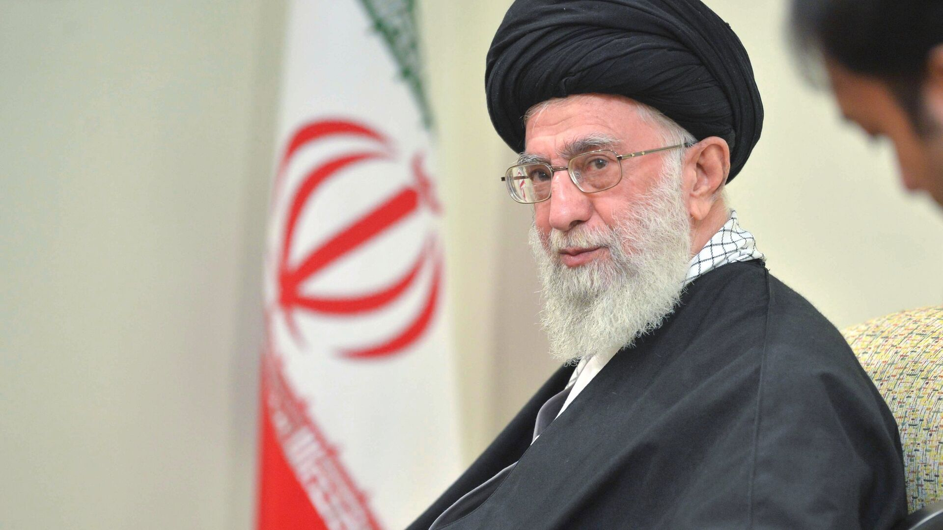 Верховный руководитель Исламской Республики Иран Сайед Али Хаменеи - РИА Новости, 1920, 07.02.2021