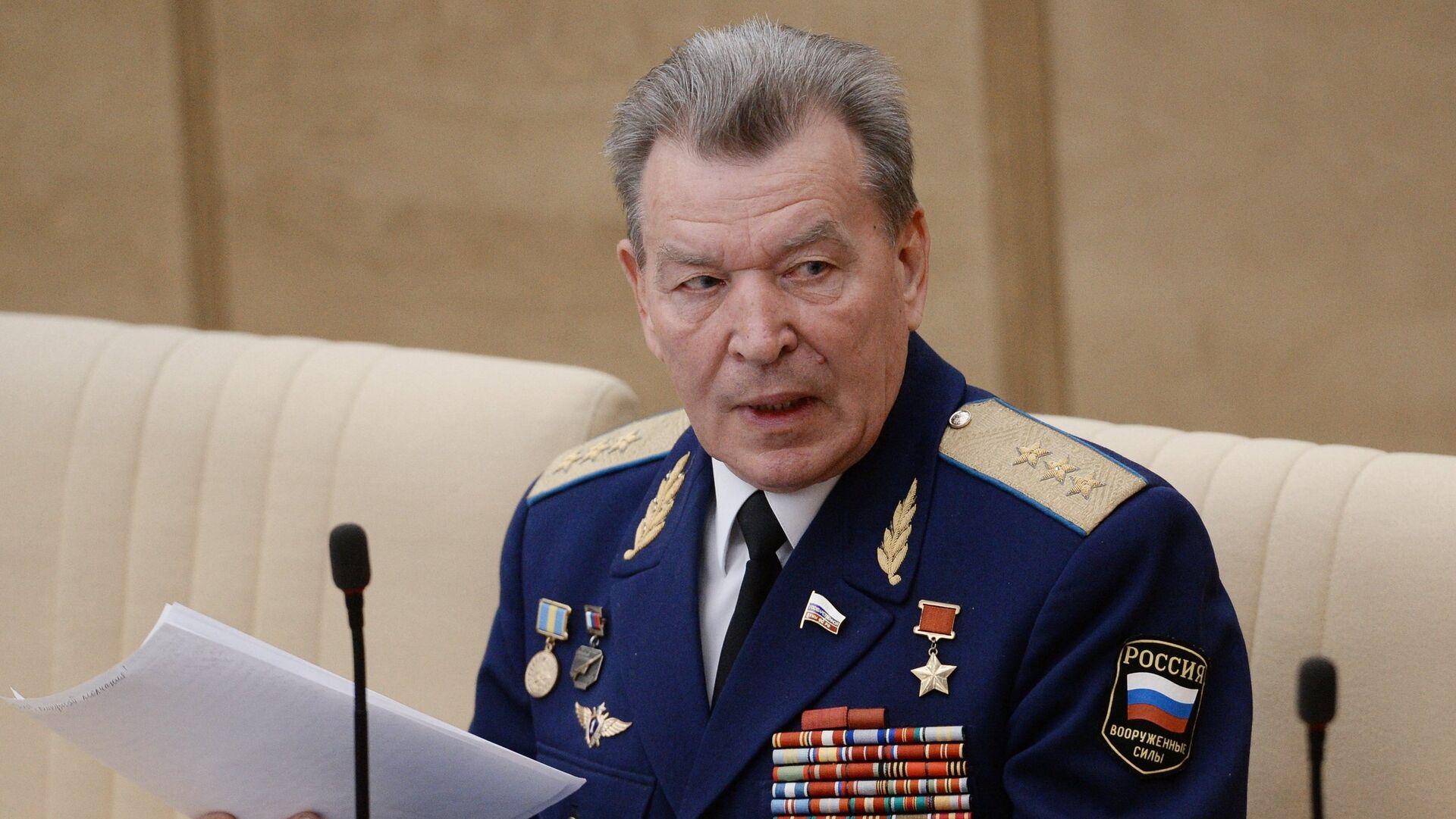 Умер экс-сенатор Алексей Беспаликов