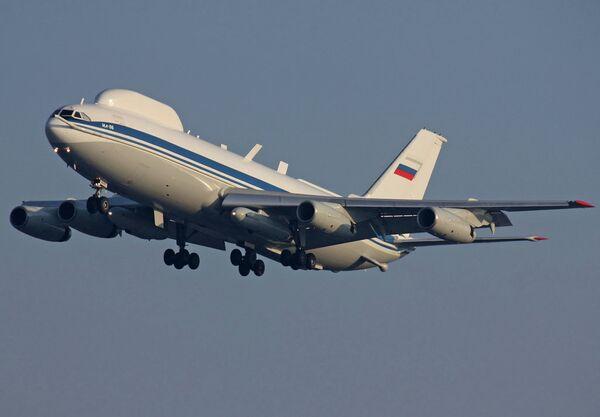 Воздушный командный пункт Ил-80 (Ил-86 ВКП)