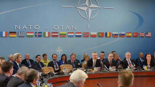 Министры иностранных дел стран НАТО собираются на сессию, чтобы официально пригласить Черногорию стать членом альянса. Архивное фото