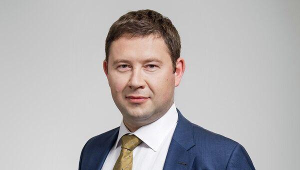 Старший вице-президент FESCO по коммерческой работе Александр Исурин