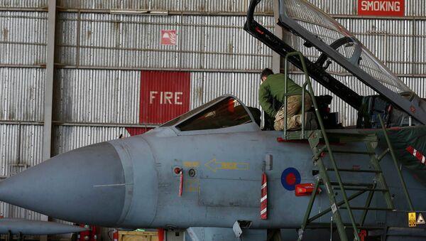 ВВС Великобритании на базе на Кипре