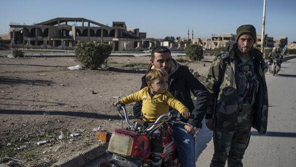Христианские деревни разрушенные террористами ИГИЛ. Провинция Эль-Хасаке на северо-востоке Сирии