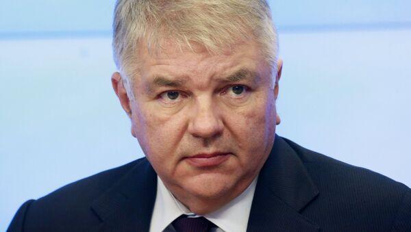 Алексей Мешков. Архивное фото