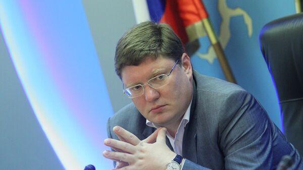 Председатель комитета Государственной Думы РФ по труду, социальной политике и делам ветеранов Андрей Исаев