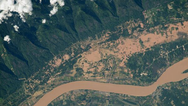 Наводнение. Таиланд. Архивное фото