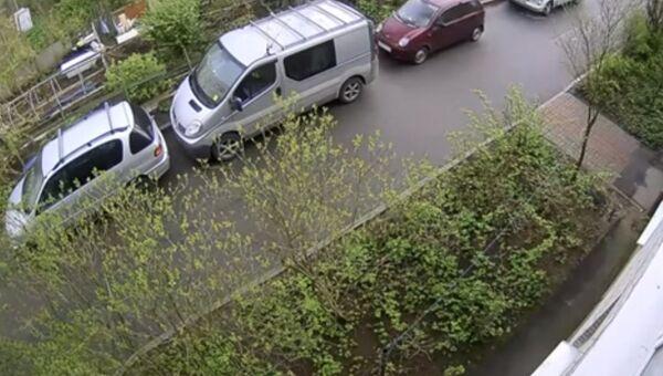 Жена один на один с машиной, или Как муж отошел на минутку