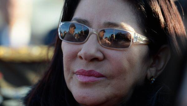 Силия Флорес - супруга президента Боливарианской Республики Венесуэла Николаса Мадуро. Архивное фото