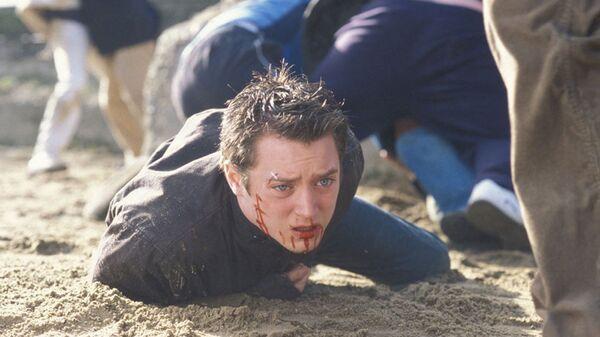 Кадр из фильма Хулиганы