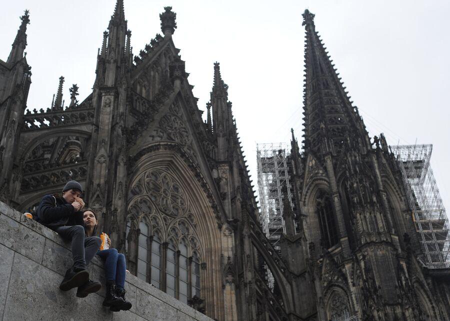Кельнский собор. Германия