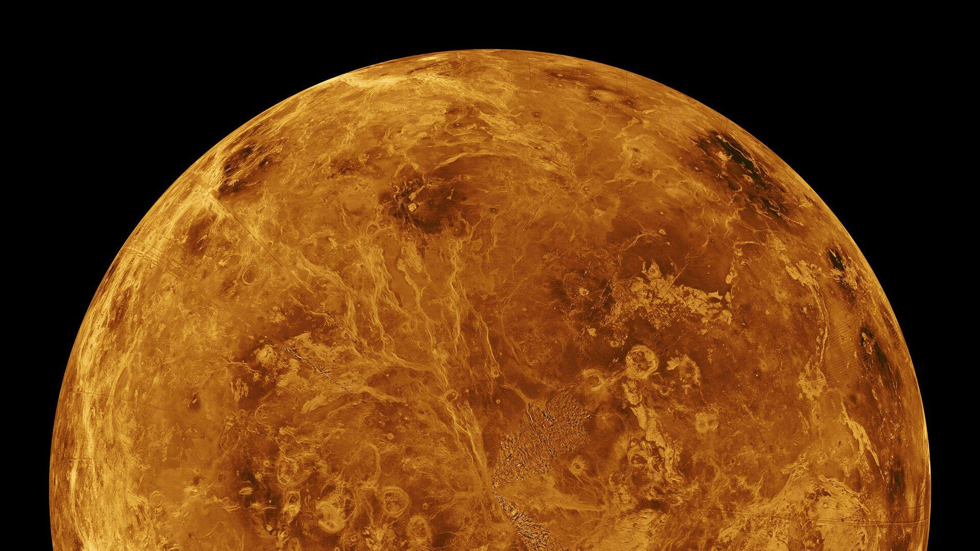 Планета Венера - РИА Новости, 1920, 14.09.2020