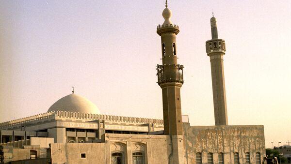 Старая и новая кафедральная мечеть Кувейта. Архивное фото