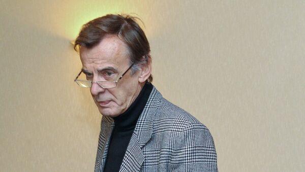 Актер Георгий Тараторкин. Архивное фото