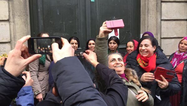 Несрин Абдалла – настоящая героиня для курдских женщин, она борется с терроризмом и за женские права
