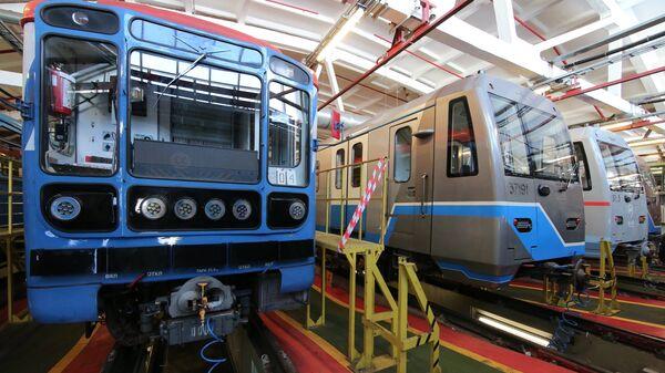 Новые поезда 760-ой серии с вагонами повышенной комфортности