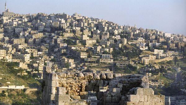 Амман, столица Иордании. Архивное фото