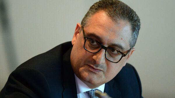 Заместитель министра иностранных дел РФ Игорь Моргулов. Архивное фото