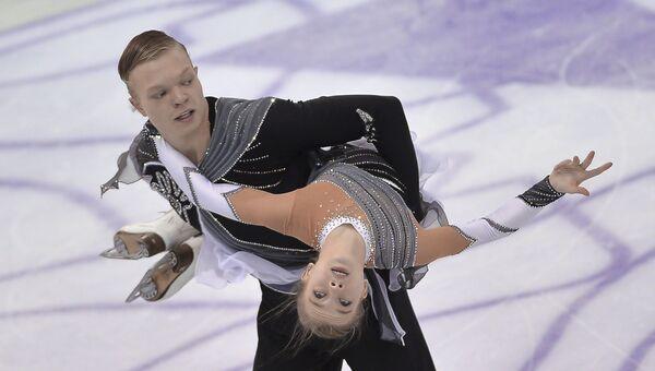 Екатерина Борисова и Дмитрий Сопот. Архивное фото