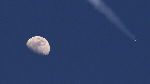 Запуск ракеты-носителя H-2A с рентгеноастрономическим спутником ASTRO-H с космодрома Танэгасима. 17 февраля 2016 год