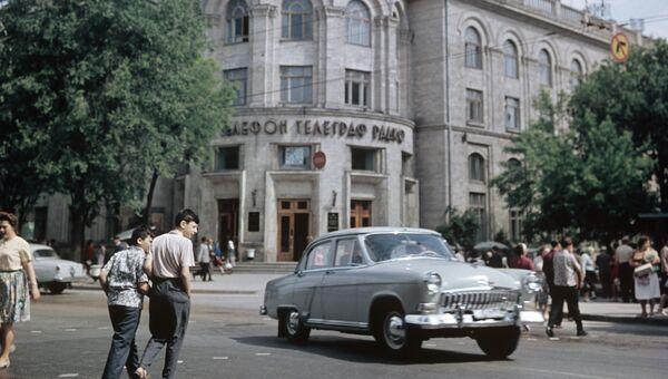 Кишинев. Молдова. Архивное фото