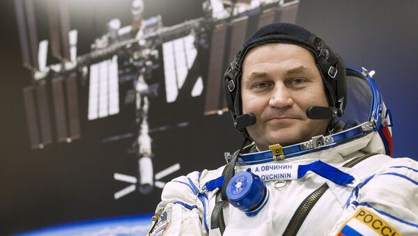 Алексей Овчинин. Архивное фото