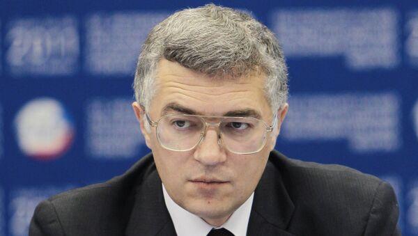 Постоянный представитель РФ в ВТО Геннадий Овечко. Архивное фото