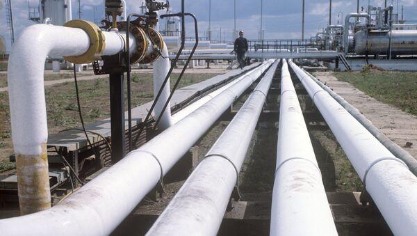 Газоперерабатывающий завод. Архивное фото