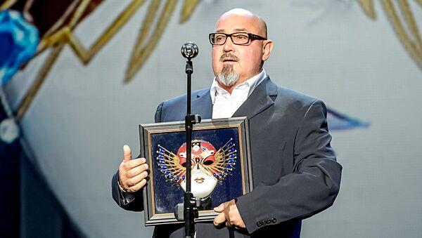 Директор оперы Екатеринбурга Шишкин