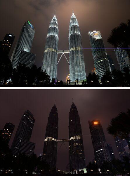 Экологическая акция Час Земли в Куала-Лумпур, Малайзия