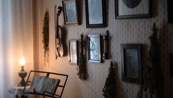 Музей-усадьба Мелихово. Архивное фото