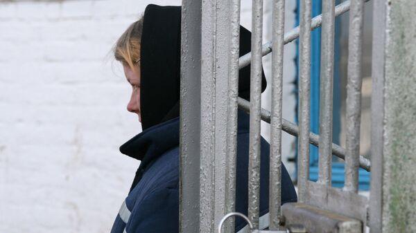 Исправительно-трудовая колония № 12. Село Заозерное. Хабаровский край
