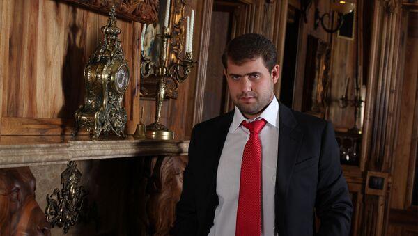 Молдавский бизнесмен Илан Шор. Архивное фото.