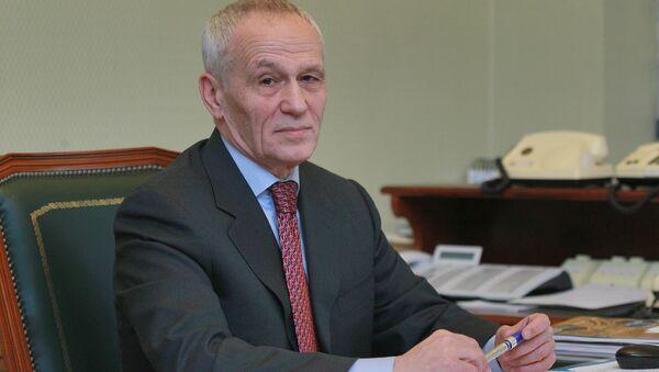 Госсекретарь Союзного государства Рапота Григорий Алексеевич. Архивное фото