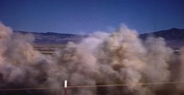 Как происходит подземный ядерный взрыв