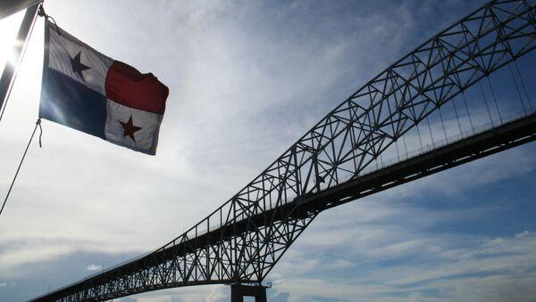 Флаг Панамы. Архивное фото